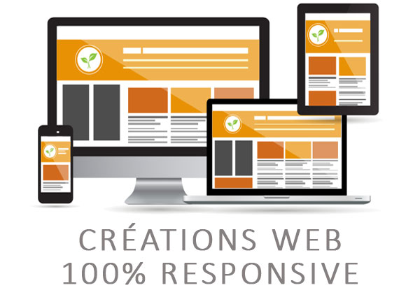 Création web responsive dropshipping